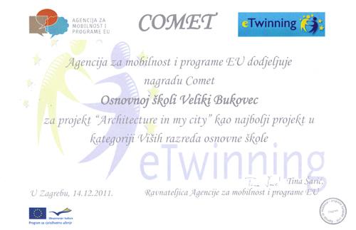 comet-nagrada