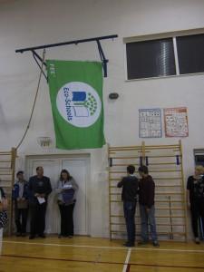 Podizanje eko - zastave 2