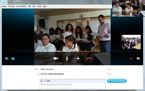 videokonferencija