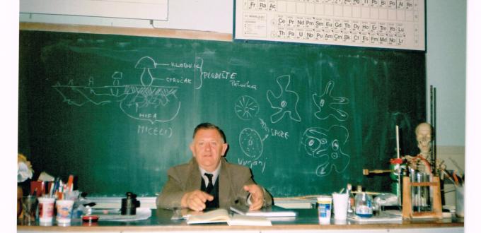 učitelj Klarić