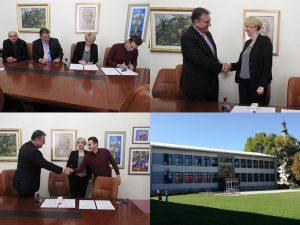 Potpisan ugovor s izvođačem radova na energetskoj obnovi školi
