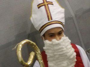 Sveti Nikola u OŠ Veliki Bukovec